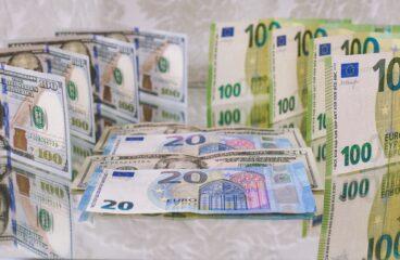Geld verkoop aandelen